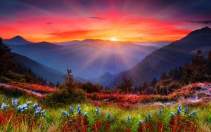 mountain-sunset-wallpaper-4